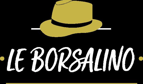 logo Le borsalino restaurant wambrechies