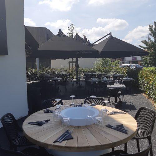 terrasse restaurant le borsalino wambrechies